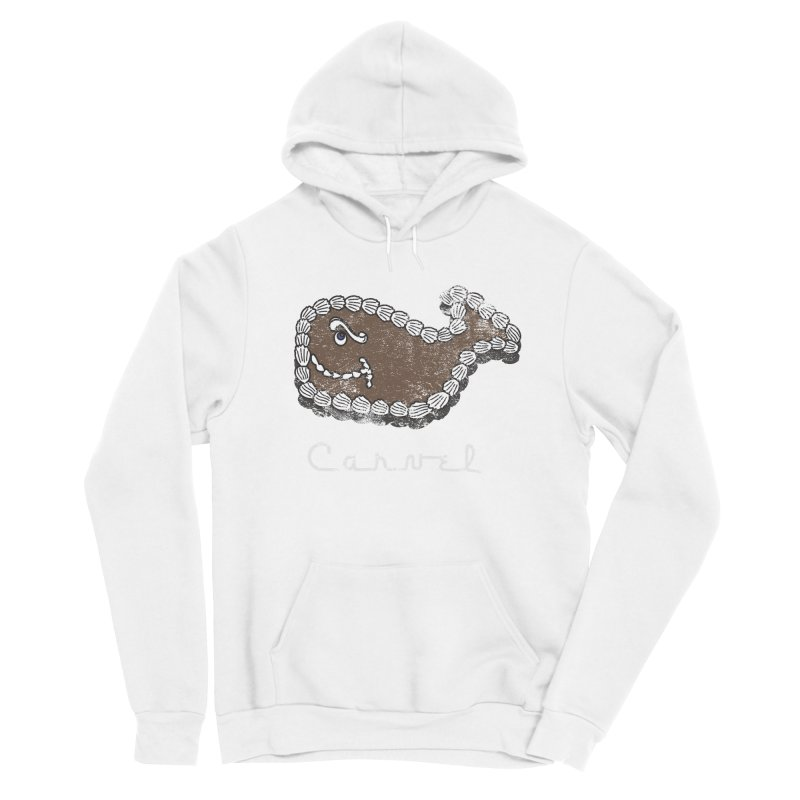 Vintage Fudgie with Logo Men's Pullover Hoody by Carvel Ice Cream's Shop