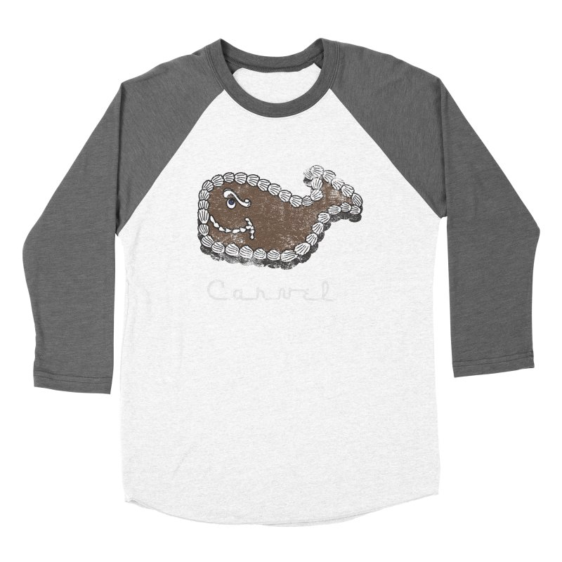 Vintage Fudgie with Logo Women's Longsleeve T-Shirt by Carvel Ice Cream's Shop