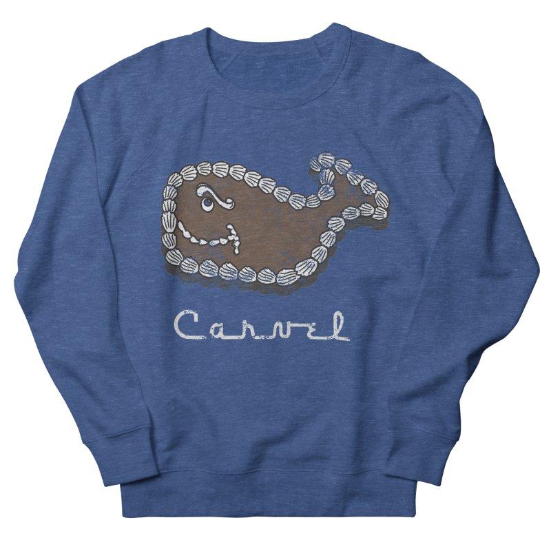 Vintage Fudgie with Logo Women's Sweatshirt by Carvel Ice Cream's Shop