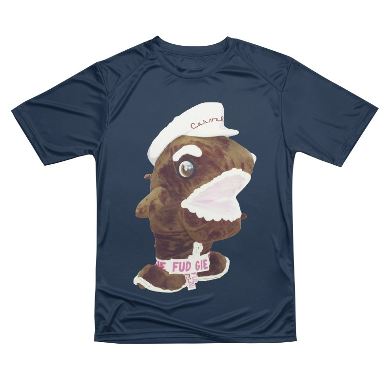 Fudgie Throwback Mascot Women's T-Shirt by Carvel Ice Cream's Shop