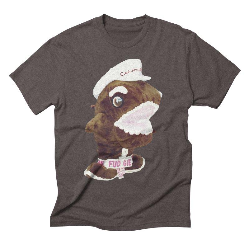 Fudgie Throwback Mascot Men's T-Shirt by Carvel Ice Cream's Shop