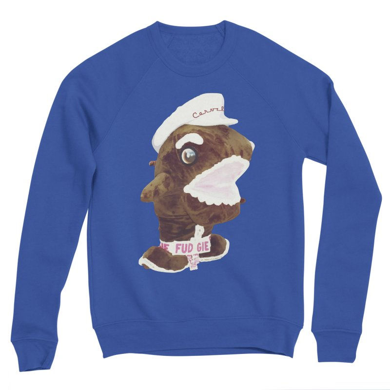 Fudgie Throwback Mascot Women's Sweatshirt by Carvel Ice Cream's Shop