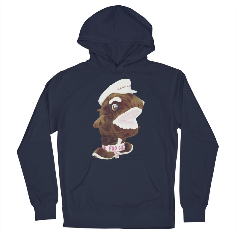Fudgie Throwback Mascot Men's Pullover Hoody by Carvel Ice Cream's Shop