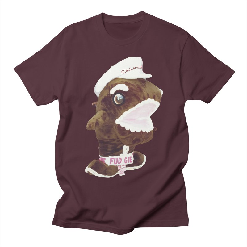 Fudgie Throwback Mascot Men's T-Shirt by Carvel Ice Cream's Shop