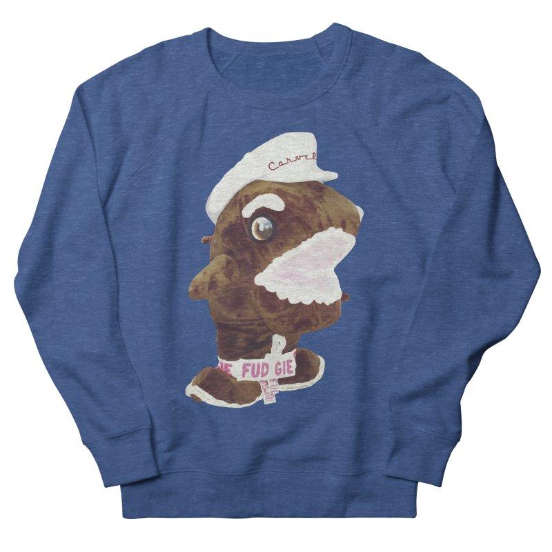 Fudgie Throwback Mascot Women's Sweatshirt by Carvel Ice Cream's Shop