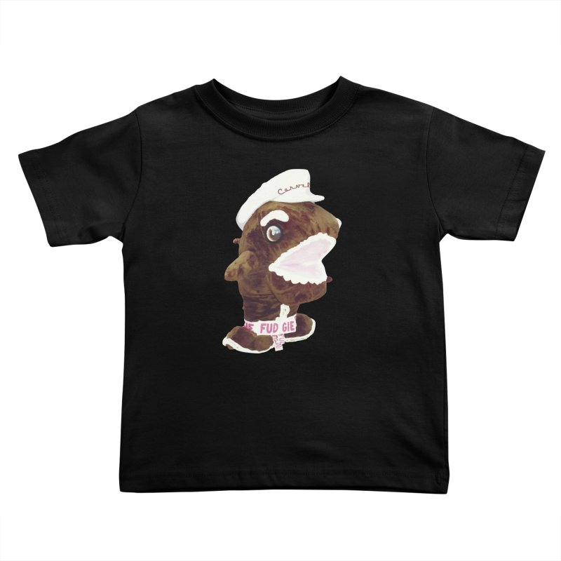 Fudgie Throwback Mascot Kids Toddler T-Shirt by Carvel Ice Cream's Shop