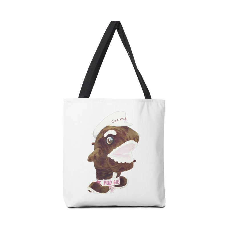 Fudgie Throwback Mascot Accessories Bag by Carvel Ice Cream's Shop