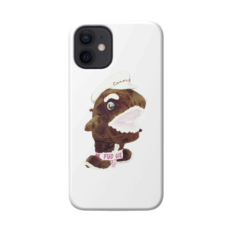 Fudgie Throwback Mascot Accessories Phone Case by Carvel Ice Cream's Shop