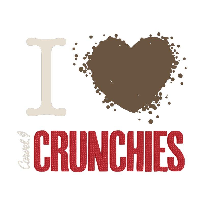 I love Crunchies Accessories Mug by Carvel Ice Cream's Shop
