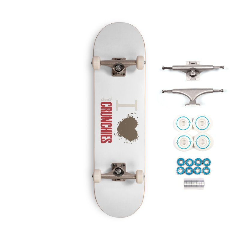 I love Crunchies Accessories Skateboard by Carvel Ice Cream's Shop