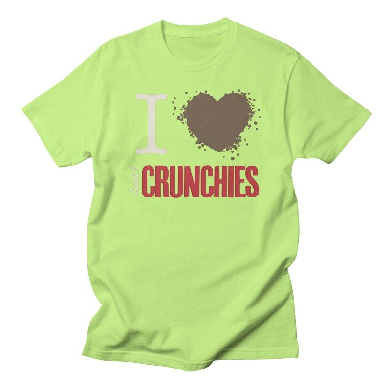 I love Crunchies Men's T-Shirt by Carvel Ice Cream's Shop