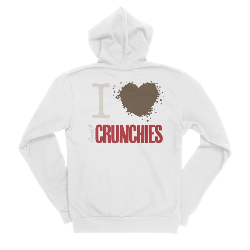I love Crunchies Women's Zip-Up Hoody by Carvel Ice Cream's Shop