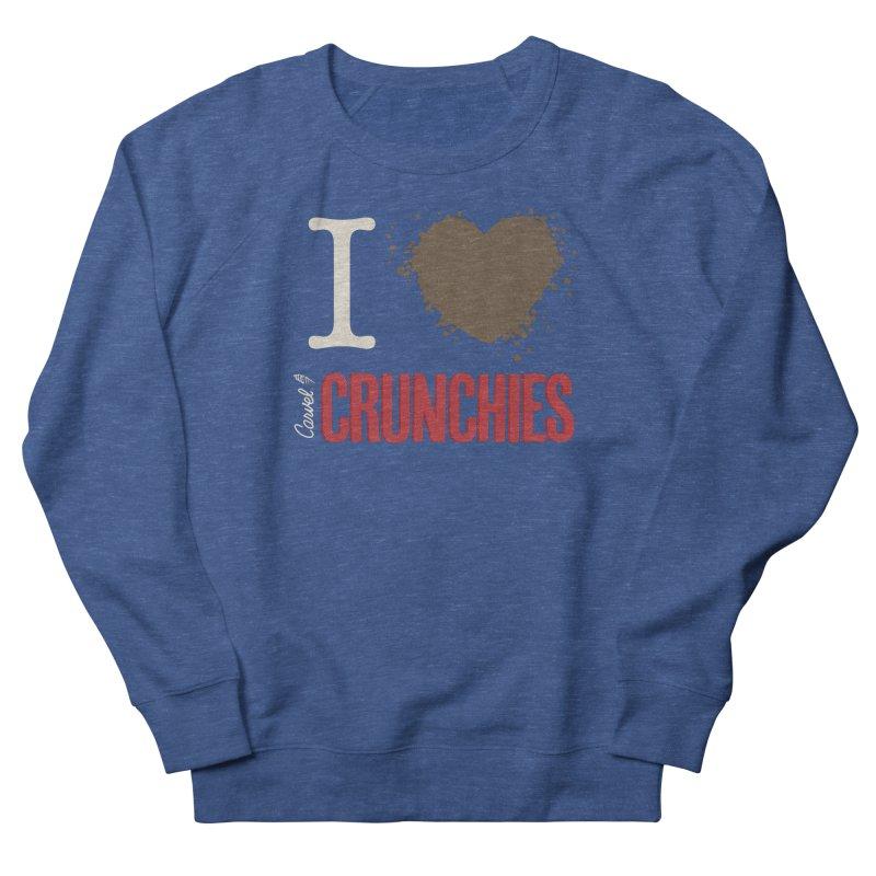 I love Crunchies Men's Sweatshirt by Carvel Ice Cream's Shop