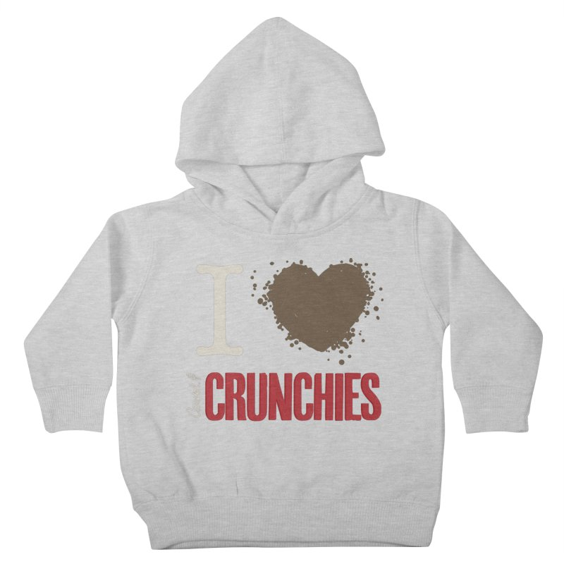 I love Crunchies Kids Toddler Pullover Hoody by Carvel Ice Cream's Shop