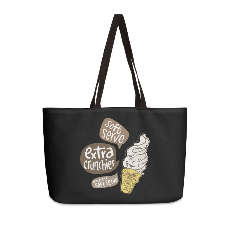 Soft Serve Extra Crunchies Accessories Bag by Carvel Ice Cream's Shop