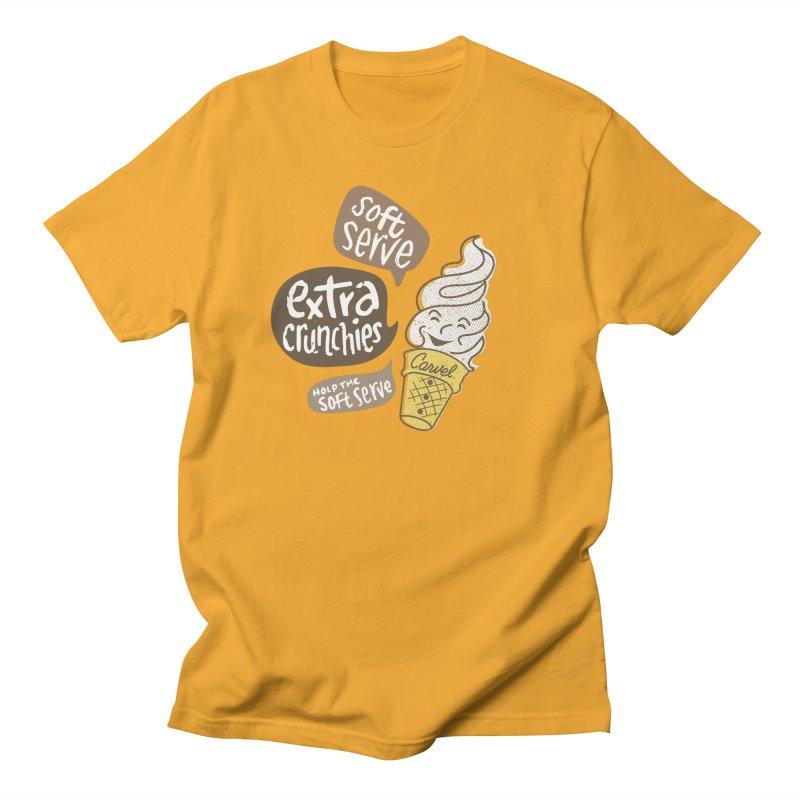 Soft Serve Extra Crunchies Men's T-Shirt by Carvel Ice Cream's Shop