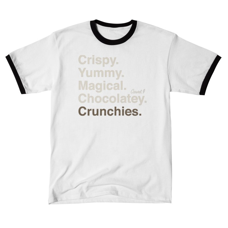 Crispy Yummy Magical Crunchies Women's T-Shirt by Carvel Ice Cream's Shop