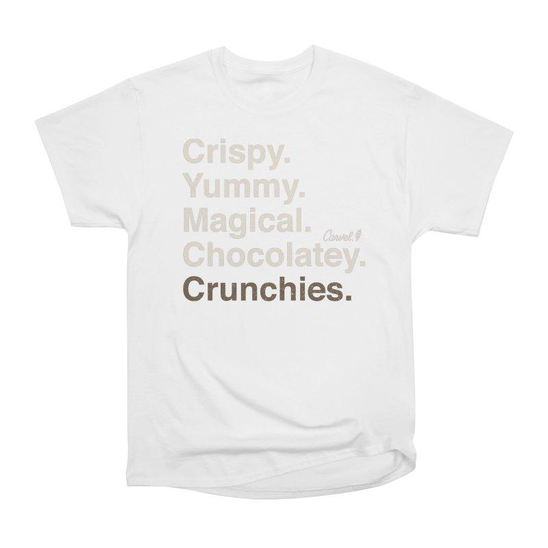Crispy Yummy Magical Crunchies Men's T-Shirt by Carvel Ice Cream's Shop