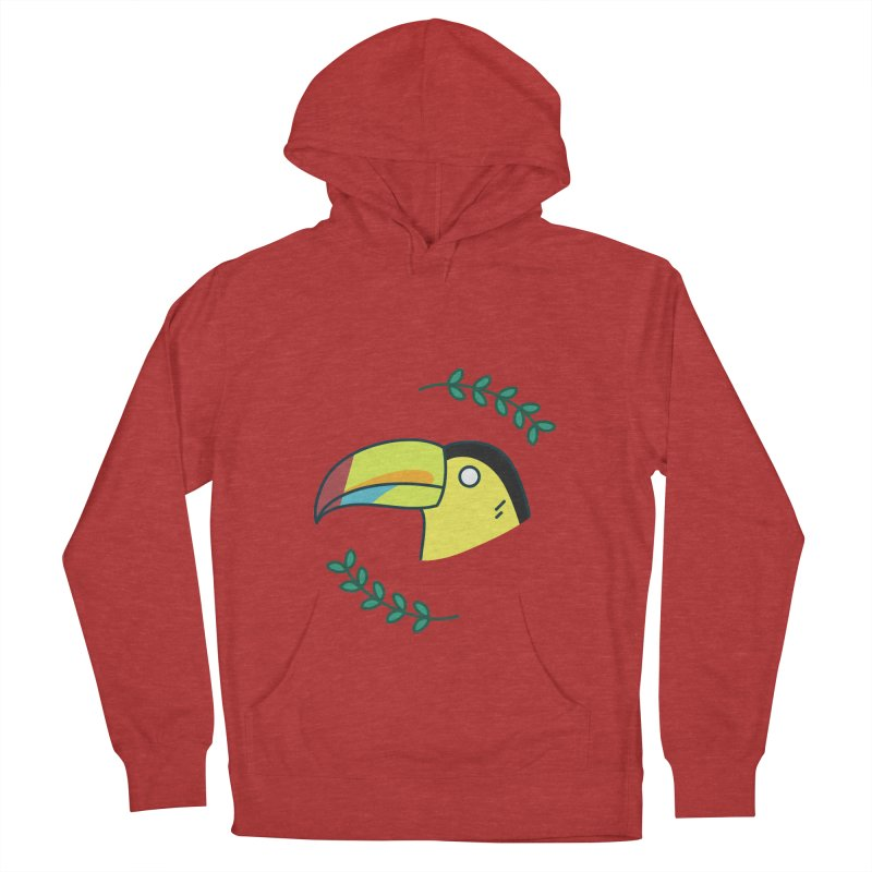 Toucan Men's Pullover Hoody by Casandra Ng