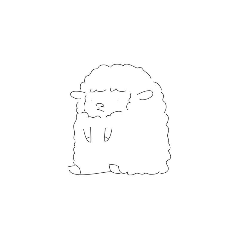 Sheep by Casandra Ng