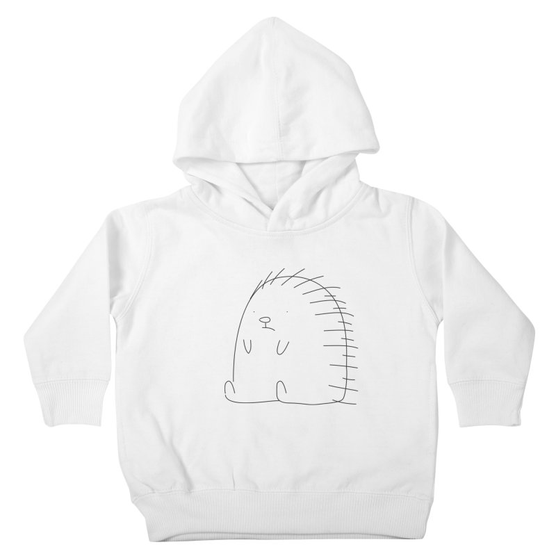 Porcupine Kids Toddler Pullover Hoody by Casandra Ng