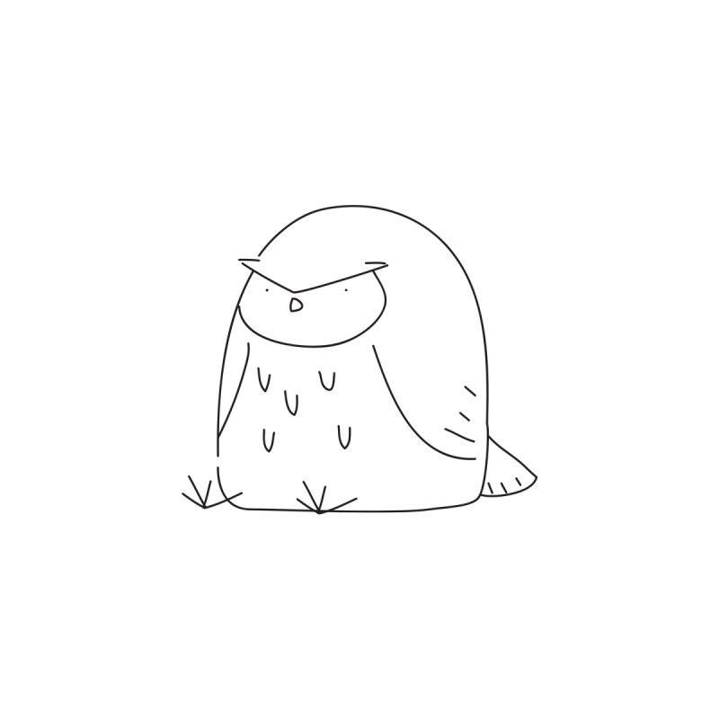 Owl by Casandra Ng