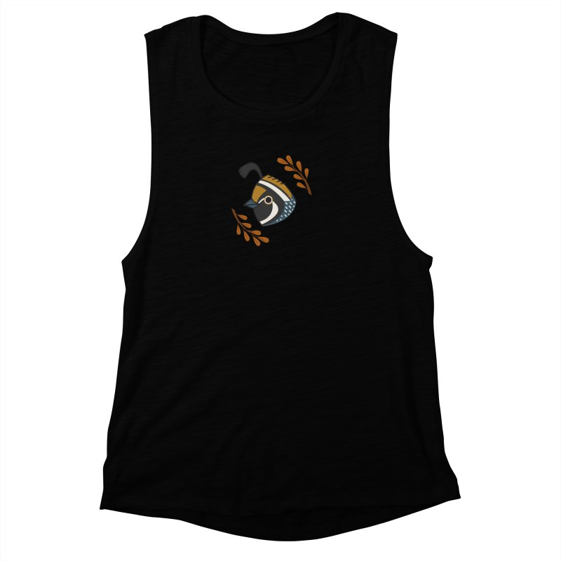 Quail Women's Muscle Tank by Casandra Ng