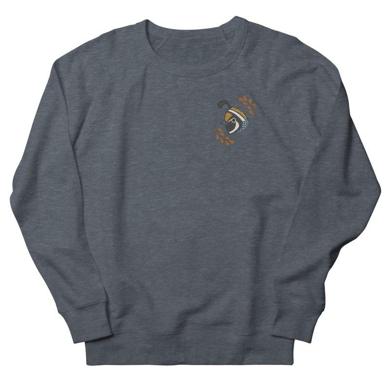 Quail Women's Sweatshirt by Casandra Ng