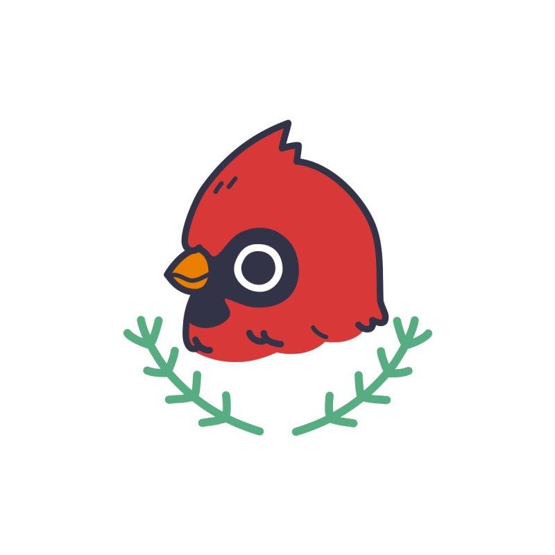 cardinal None  by Casandra Ng