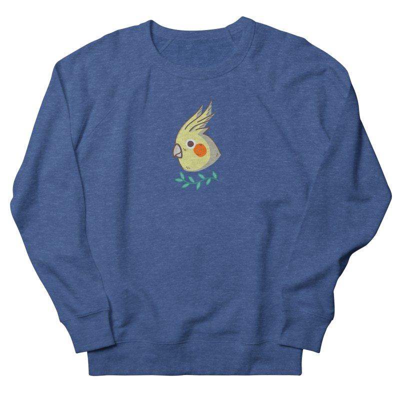cockatiel Men's Sweatshirt by Casandra Ng