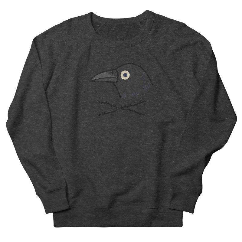 crow Women's Sweatshirt by Casandra Ng