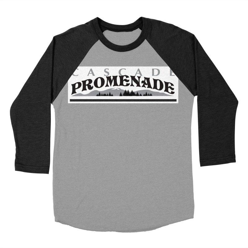 Cascade Promenade Men's Baseball Triblend Longsleeve T-Shirt by cascadepromenade's Artist Shop