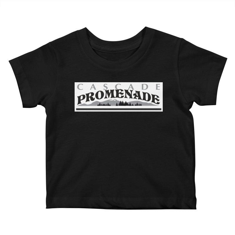 Cascade Promenade Kids Baby T-Shirt by cascadepromenade's Artist Shop