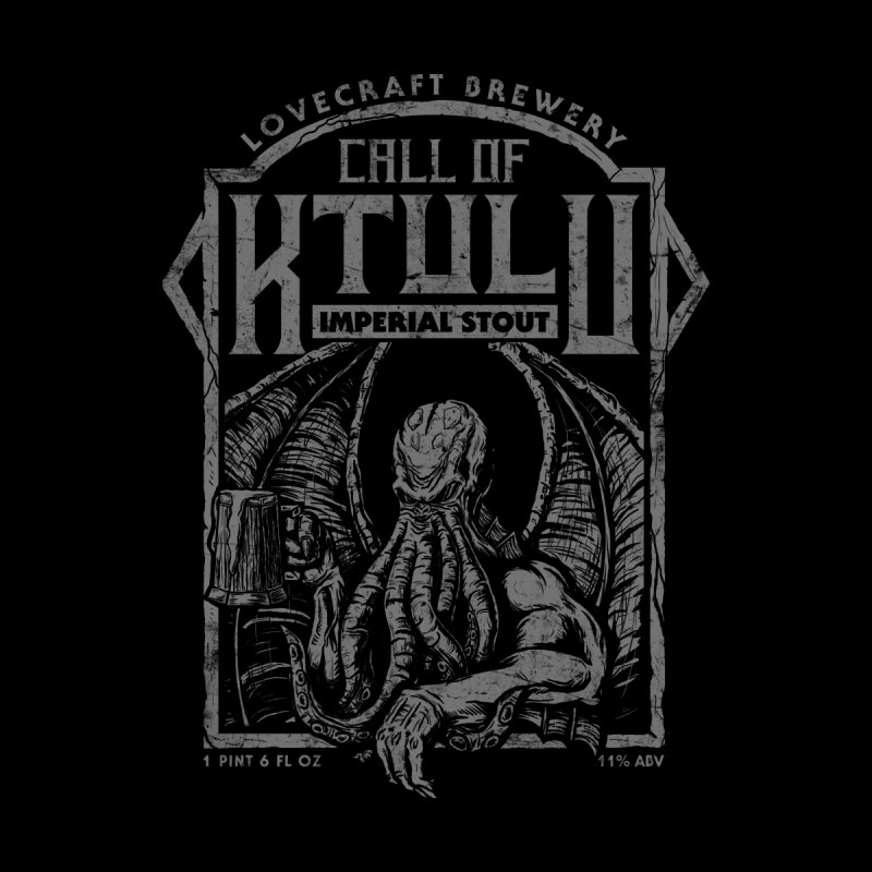Call Of Ktulu by caseybooth's Artist Shop