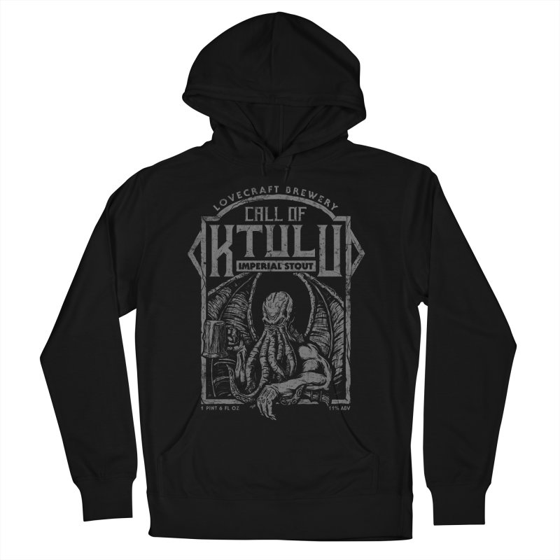 Call Of Ktulu Men's Pullover Hoody by caseybooth's Artist Shop