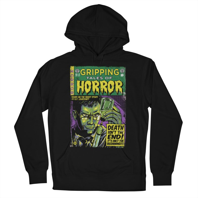 Reanimator Men's Pullover Hoody by caseybooth's Artist Shop