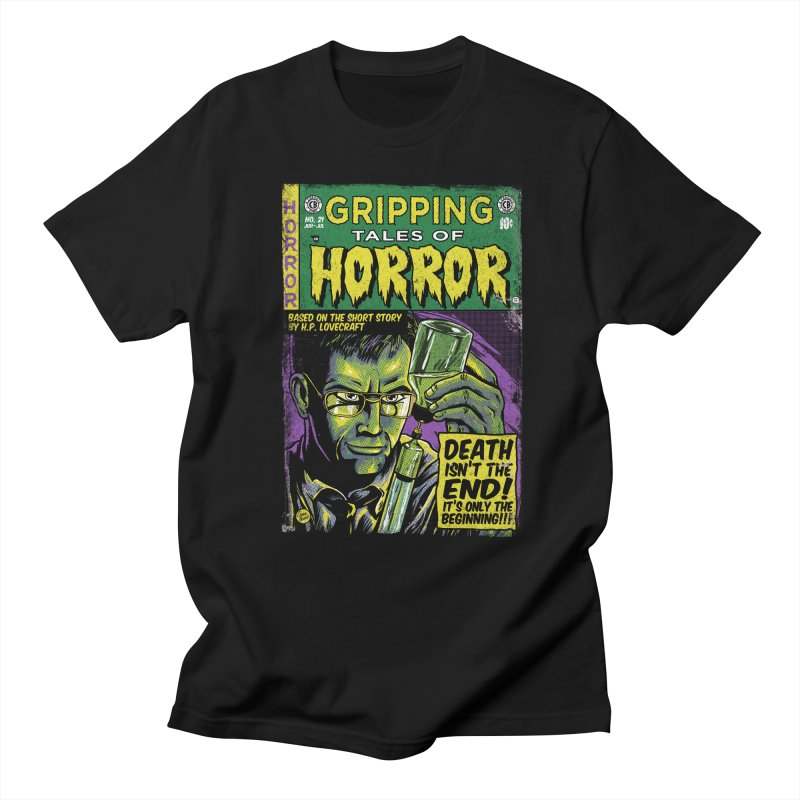 Reanimator Men's T-Shirt by caseybooth's Artist Shop