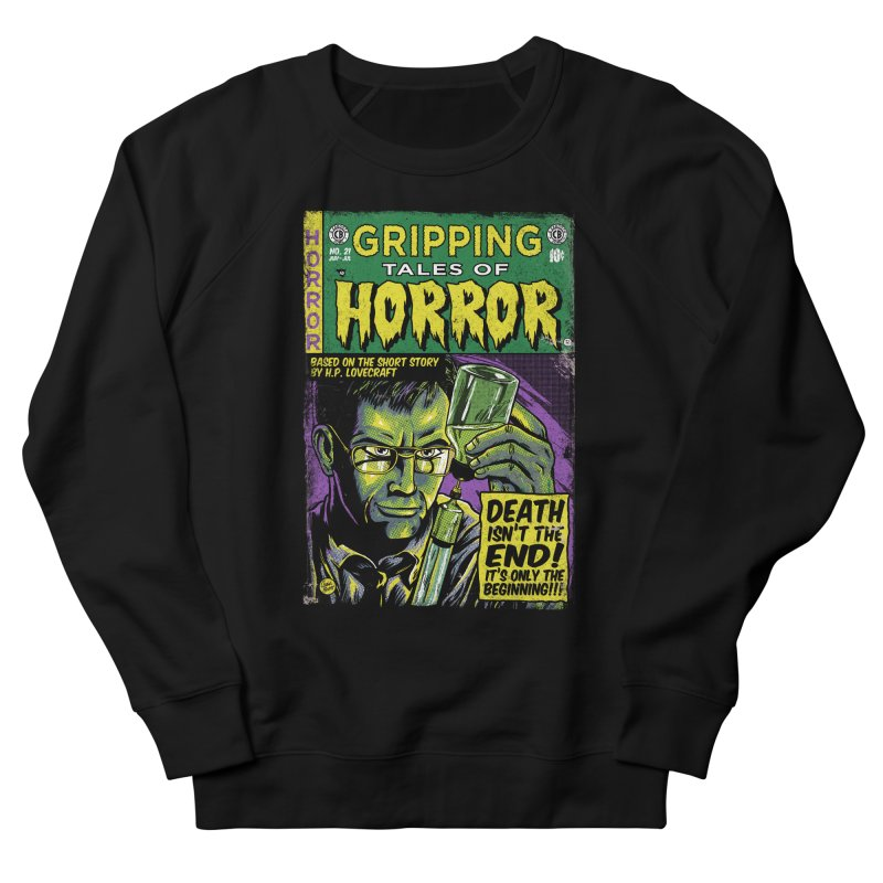 Reanimator Men's Sweatshirt by caseybooth's Artist Shop