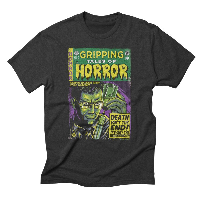 Reanimator Men's Triblend T-Shirt by caseybooth's Artist Shop
