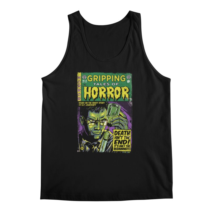 Reanimator Men's Tank by caseybooth's Artist Shop