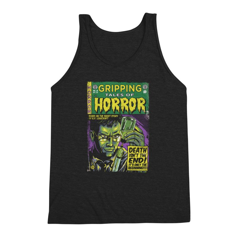 Reanimator Men's Triblend Tank by caseybooth's Artist Shop