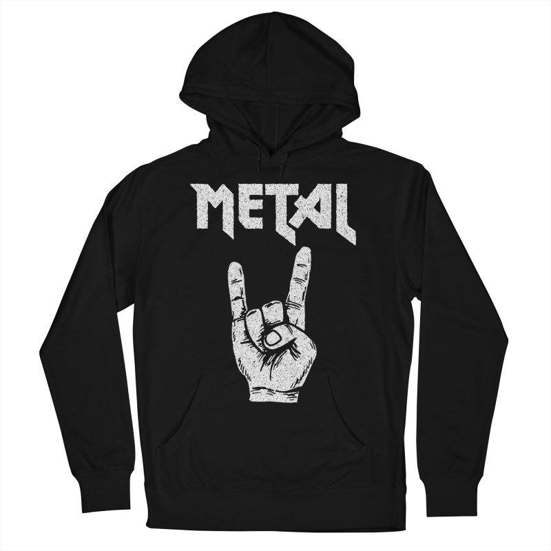 Metal Men's Pullover Hoody by caseybooth's Artist Shop