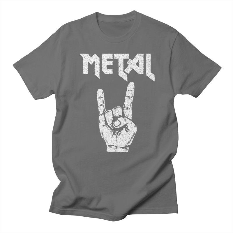 Metal Men's T-shirt by caseybooth's Artist Shop