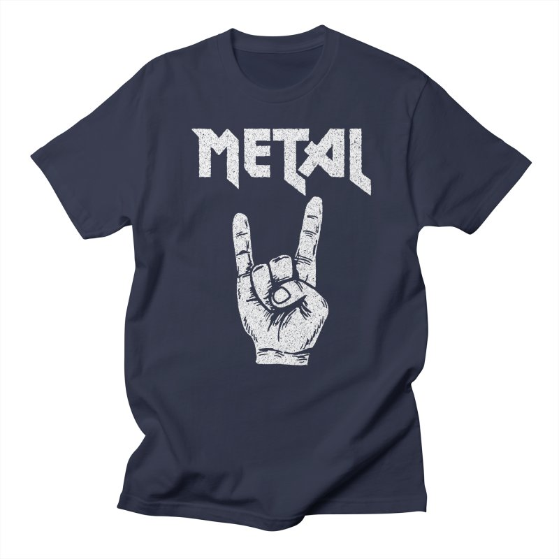 Metal Men's T-Shirt by caseybooth's Artist Shop