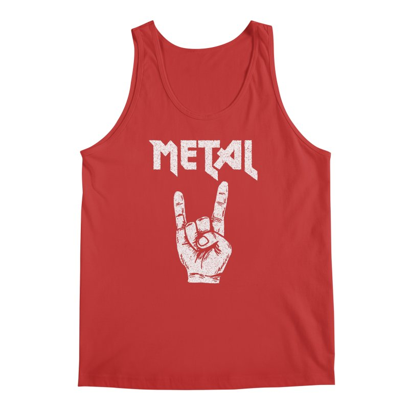 Metal Men's Tank by caseybooth's Artist Shop