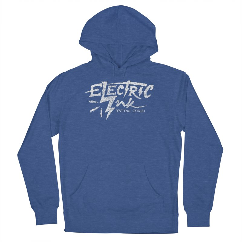 Electric Ink Men's Pullover Hoody by caseybooth's Artist Shop