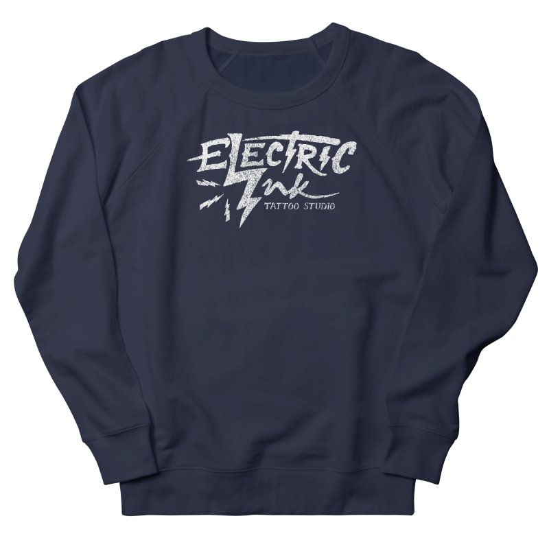 Electric Ink Women's Sweatshirt by caseybooth's Artist Shop
