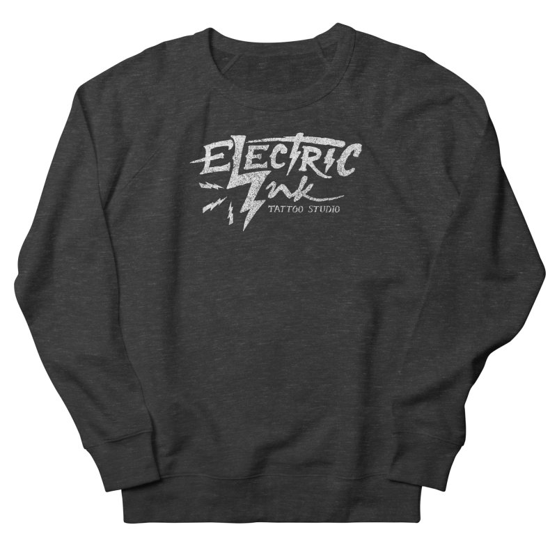 Electric Ink Men's Sweatshirt by caseybooth's Artist Shop