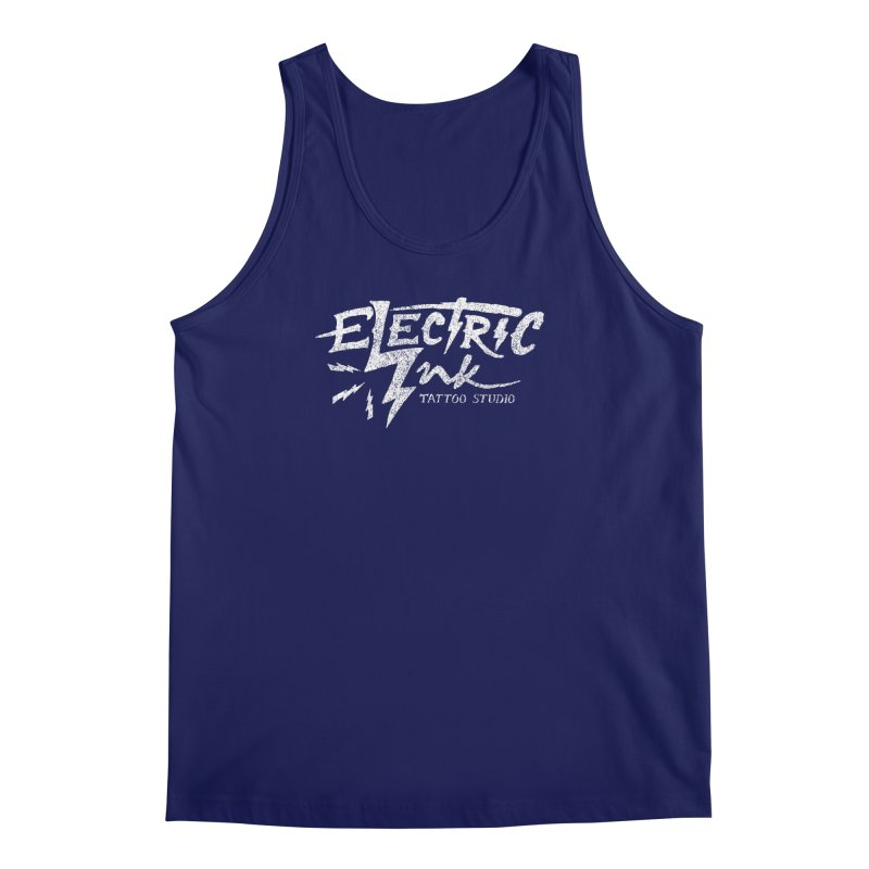 Electric Ink Men's Tank by caseybooth's Artist Shop