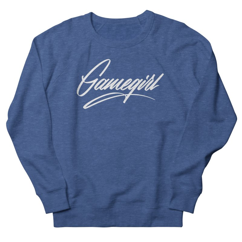 GAMEGIRL Women's Sweatshirt by Original hand lettered apparel